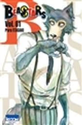 Beastars. 1 / Paru Itagaki | Itagaki, Paru. Auteur