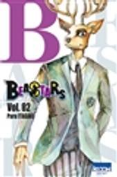 Beastars. 2 / Paru Itagaki | Itagaki, Paru. Auteur
