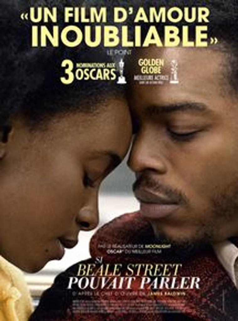 Si Beale Street pouvait parler = If Beale Street Could Talk / Barry Jenkins, réal. |