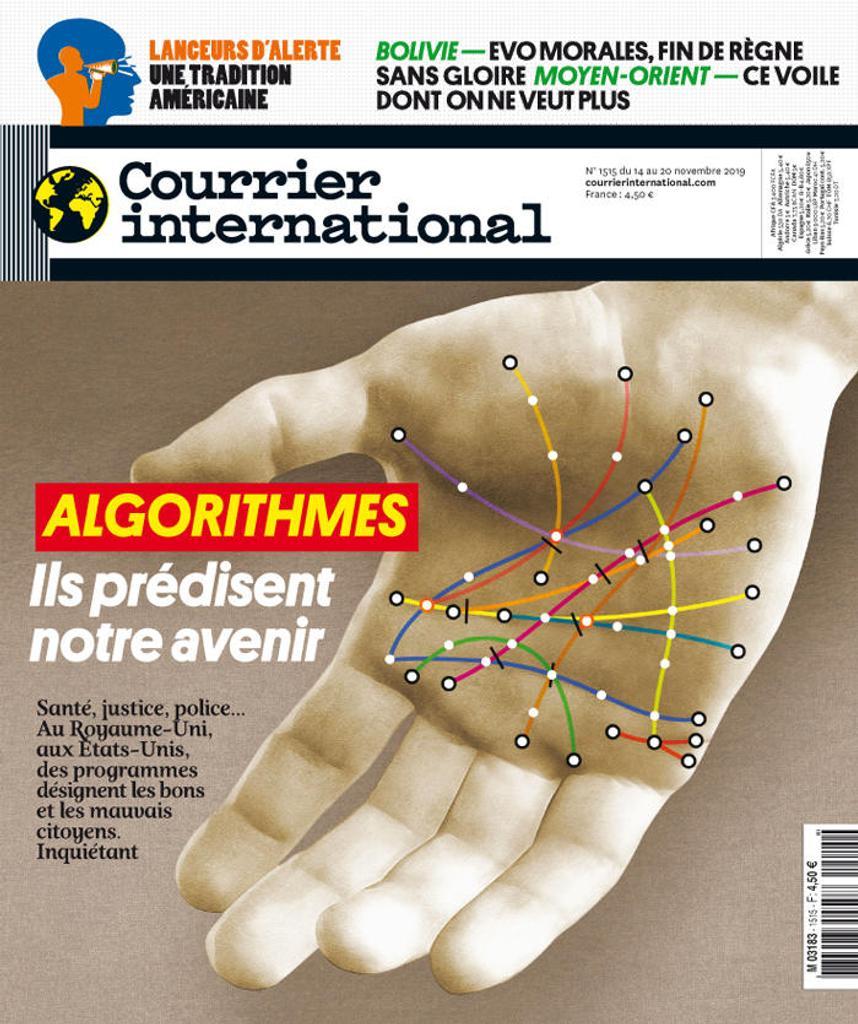 Courrier international. 1515, Jeudi 14/Novembre/2019 |