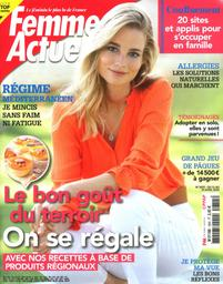 Femme actuelle. 1855, Lundi 13 Avril 2020 |
