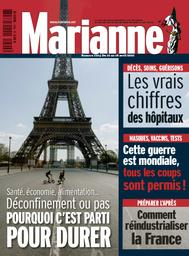 Marianne. 1204, Ven 10 Avr. 2020  