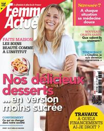Femme actuelle. 1857, Lundi 27 Avril 2020 |